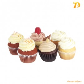 All-In-One Assortment Cupcakes