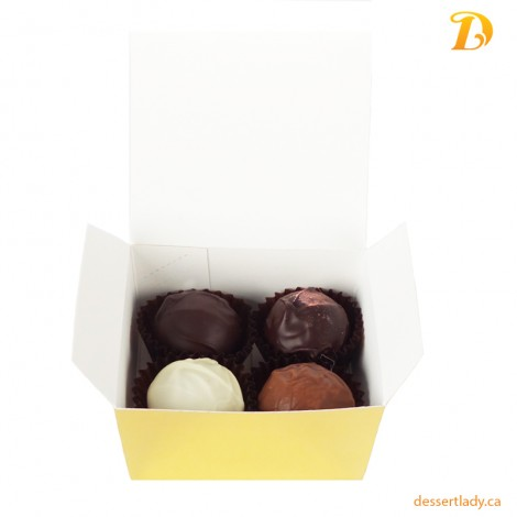 Sampler - Chocolate Truffles (4 pcs)