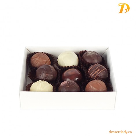 Ultimate - Chocolate Truffles (9 pcs)