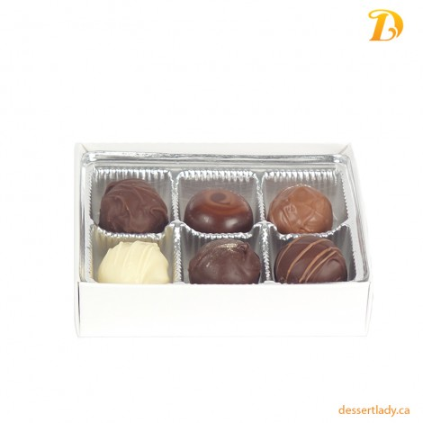 One of a Kind - Chocolate Truffles (6 pcs)