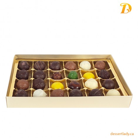 VIP - Chocolate Truffles (24 pcs)
