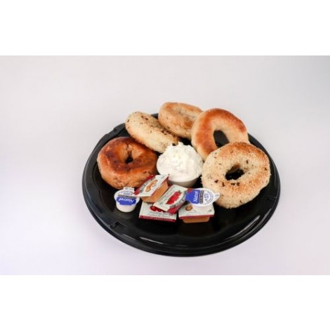 Assorted Bagel Platter