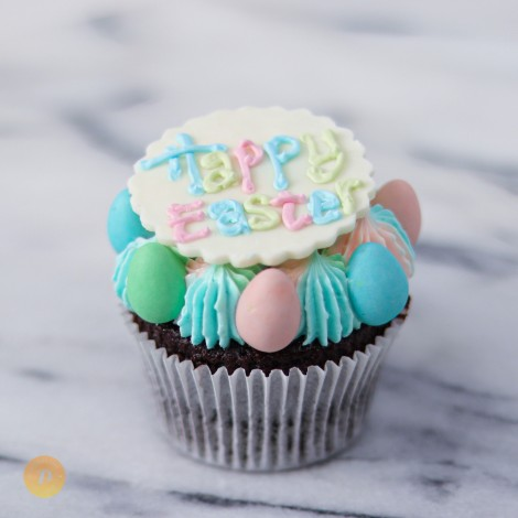 Happy Easter Cupcake
