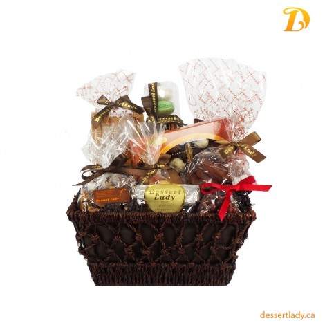 Sweet Sensation – Gift Basket