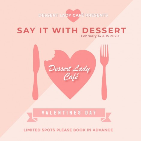 Dessert Buffet (Sat. Feb. 15) (First Seating 5:30pm-7:30pm) Deposit