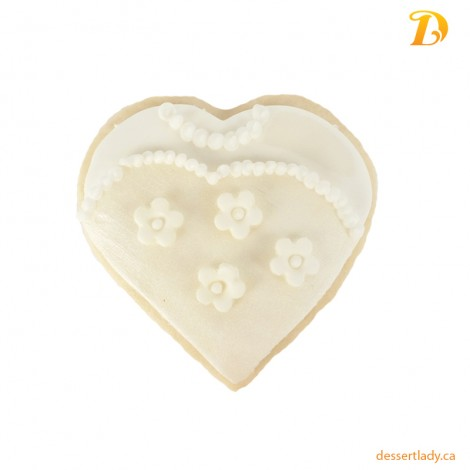 Wedding Sugar Cookies Bride