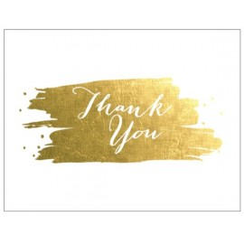 Thank You A- Special Occasion Card