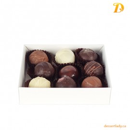Ultimate - Chocolate Truffles (9 pcs)