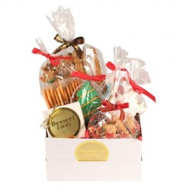 One of a Kind Holiday Gift Basket