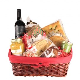 """We Care"" Home Sweet Home Gift Basket"