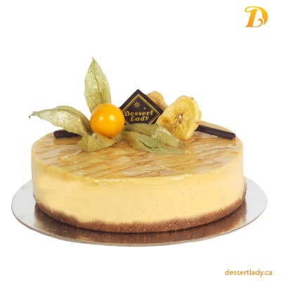 "6"" Banoffee Cheesecake"