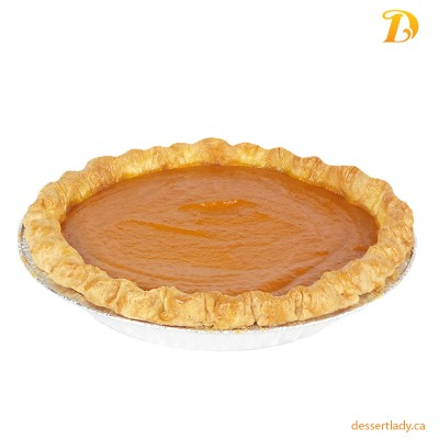 Pumpkin Pie (Seasonal)