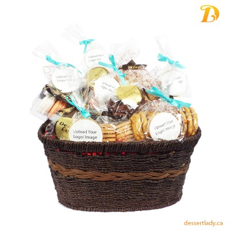 Corporate Premium – Gift Basket
