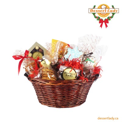 Holiday Premium Gift Basket