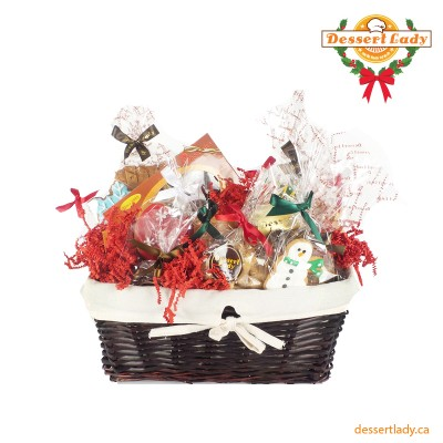 Holiday Sweet Sensation Gift Basket
