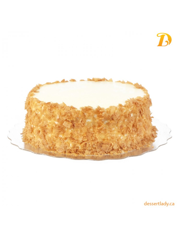 """8"""" Carrot Cake with Cream Cheese Icing"""