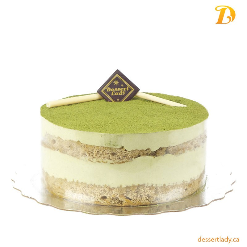 Matcha Green Tea Tiramisu