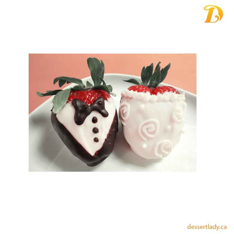 Chocolate Dipped Strawberries 1